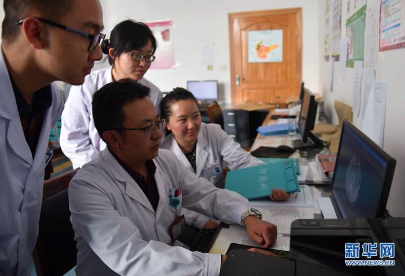 Tibet establishes first American Heart Association training center