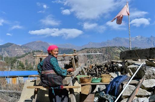 Che Dalha fordert zur Lösung der Beschäftigung nach der Katastrophe auf
