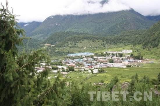 """Gyirong: der """"Garten hinter dem Himalaya"""""""