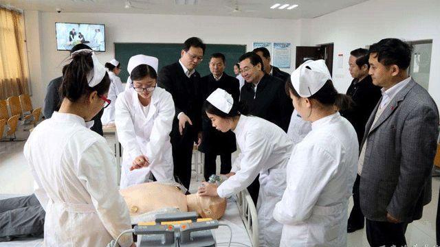Erstes AHA in Tibet gegründet
