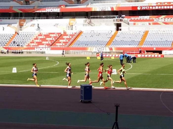 Tibetische Athleten schneiden bei Quali für Chinesische Spiele gut ab