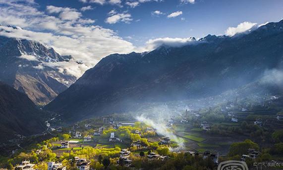 Garzê, ein heiliges tibetisches Gebiet