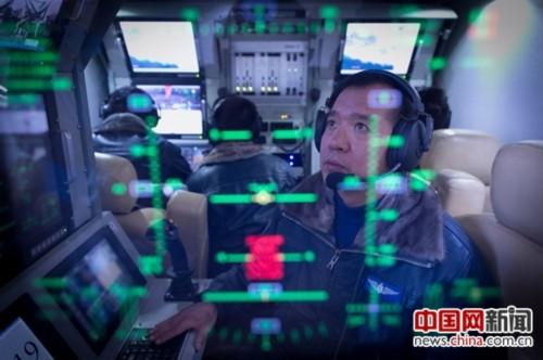 探寻空军首批无人机战斗飞行员李浩的精神密码