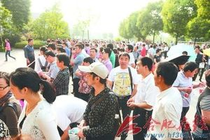 安徽合肥为首届内地西藏班74名考生单设考场