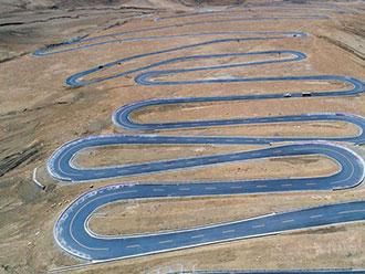 珠峰公路:世界之巅的景观大道