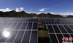 西藏迈入环保能源时代:助筑生态屏障 助推民生改善