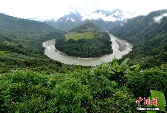西藏森林覆盖率达12.14%