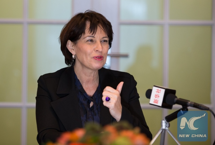 Belt and Road Initiative to contribute to poverty reduction: Swiss President
