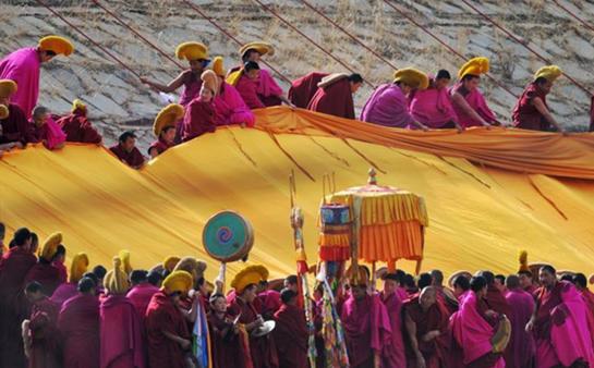 China deckt einen falschen Rinpoche auf