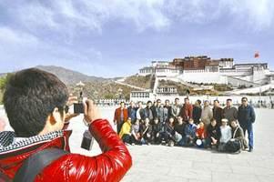 西藏:激活资源优势 做大旅游文章