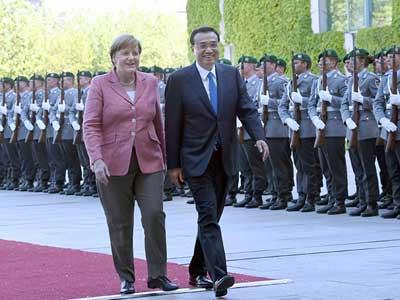 China und Deutschland für engere Zusammenarbeit und gegenseitige Öffnung