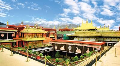 阳光下的信仰——初到西藏印象
