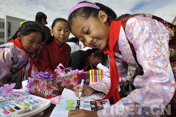 Tibet fördert Lehrerausbildung