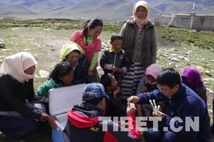 新一代学子继续献身青藏高原畜牧业科研项目