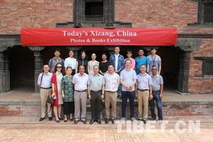 """""""今日中国西藏""""图书图片展在尼泊尔帕坦博物馆举办"""