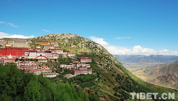 Das Ganden-Kloster
