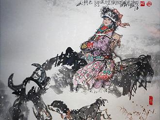 """""""时代质感——四川美术学院作品展""""在永利娱乐场美术馆展出"""