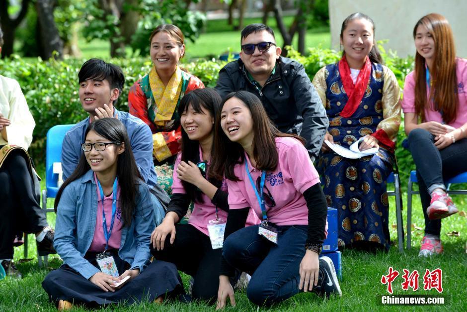Youth delegation from Hong Kong visits Tibet