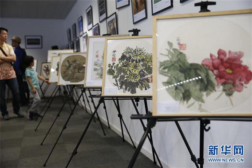 Ausstellung chinesischer und europäischer Jugendmalerei in Brüssel