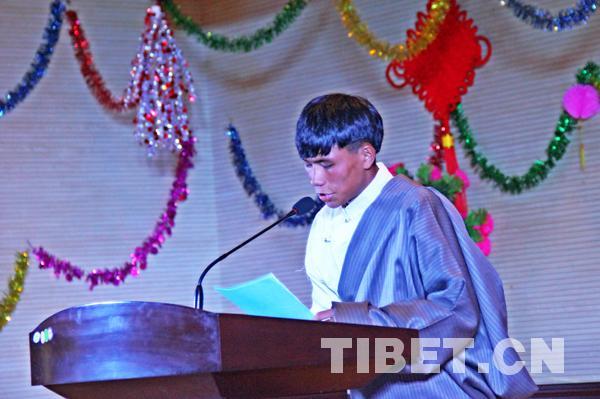 Tibet feiert den Kindertag