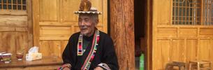 Alter tibetischer Ort steigert Einkommen durch Tourismus