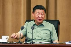 Xi urges efforts to boost integrated military and civilian development