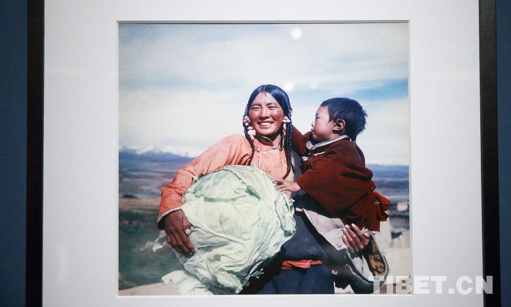 Alte tibetische Fotos