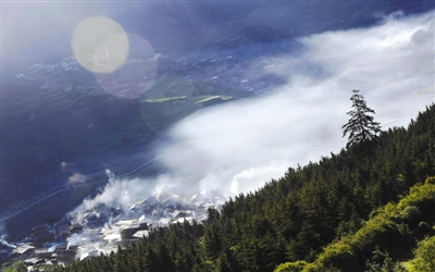 甘南扎尕那 深山中的藏寨秘境