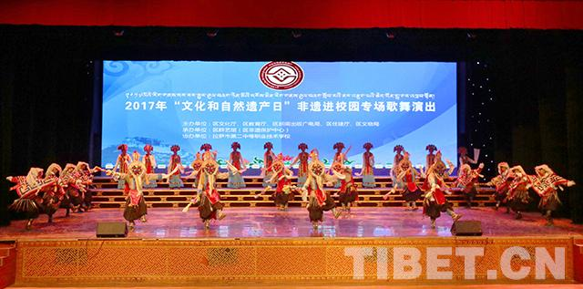 "Tibet celebrates first ""Cultural and Natural Heritage Day"""