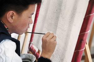 """西藏让大学生创业梦""""破茧成蝶"""""""