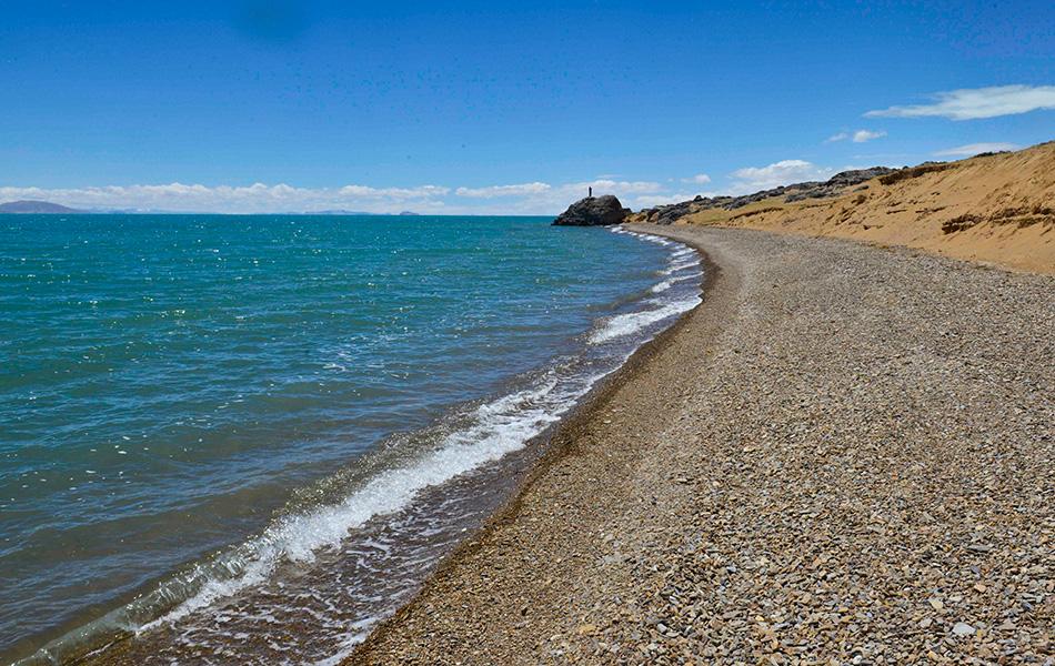 Serling-See vergrößerte sich um 40%