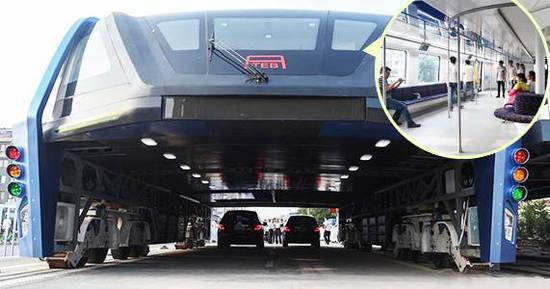 """Teststrecke für """"Überbrückungs-Bus"""" wird zerstört"""