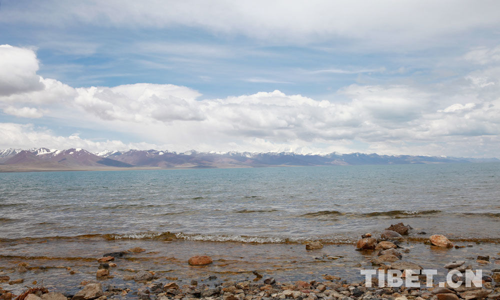Holy Namtso Lake