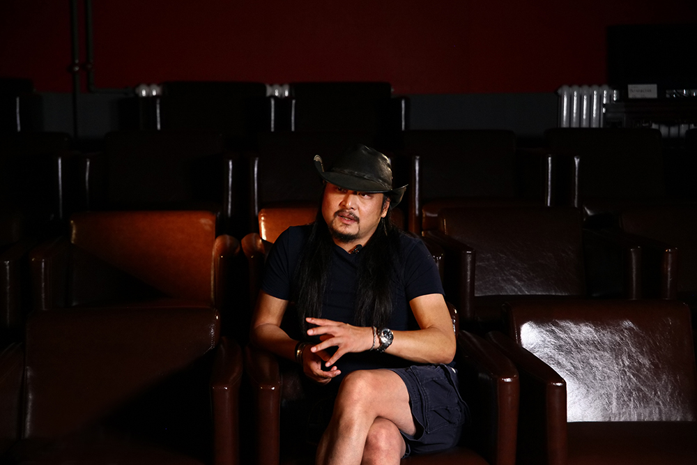 《冈仁波齐》导演张杨专访——一次电影的朝圣之旅