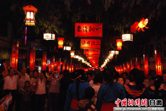 Couplet Culture Festival to be held in Zhouqu, Gansu