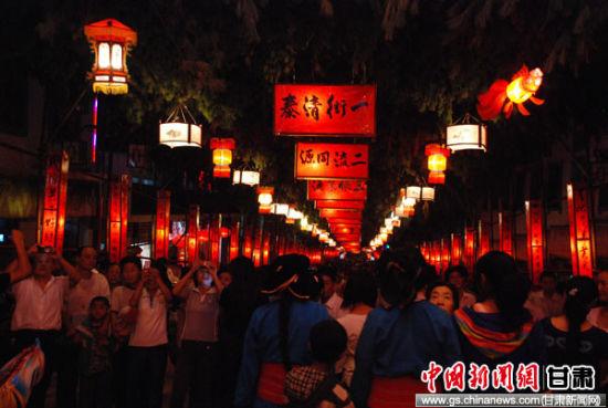 Couplet Culture Festival to be held in Zhouqu, Gansu