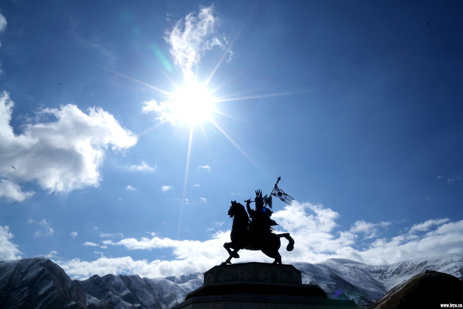 Across China: Tibetan epic passed down more vividly
