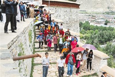 西藏已有两个5A级景区