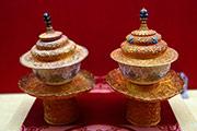 西藏金属器皿