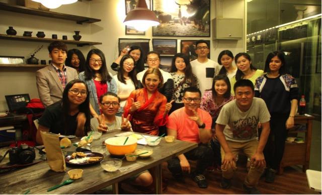 """北京藏堡餐厅将迎来""""萨嘎达瓦 素食行动派""""活动"""