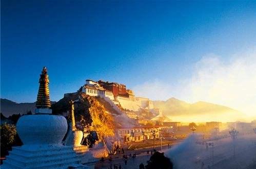 相约西藏 我在等风也等你