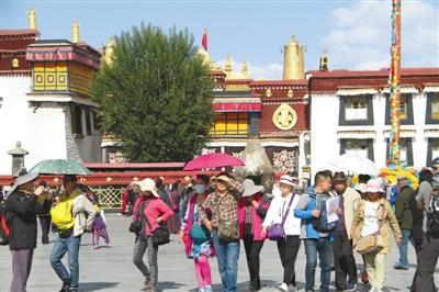 西藏旅游 持续升温