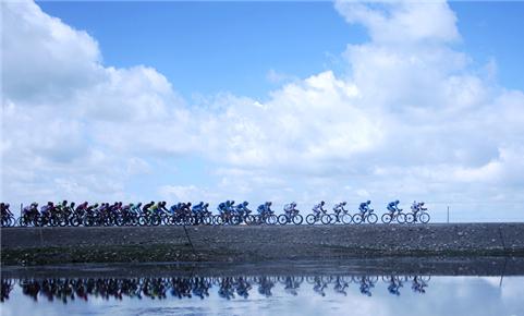 Qinghai: Radrennen beginnt im Juli