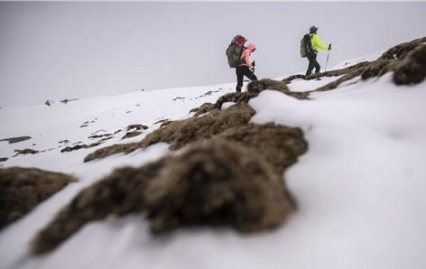 Qinghai investiert in Bau einer Ski-Basis