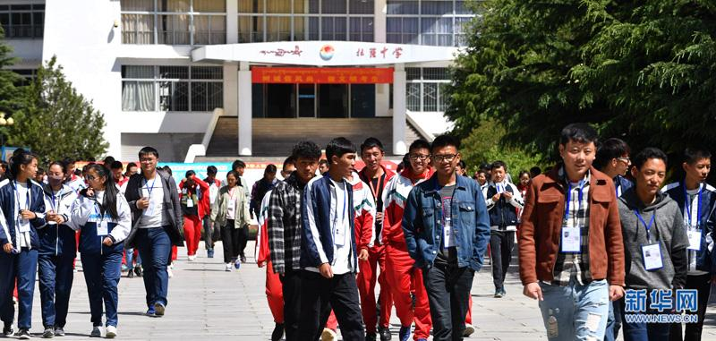 Hefei sets up special exam site for inland Tibetan class candidates