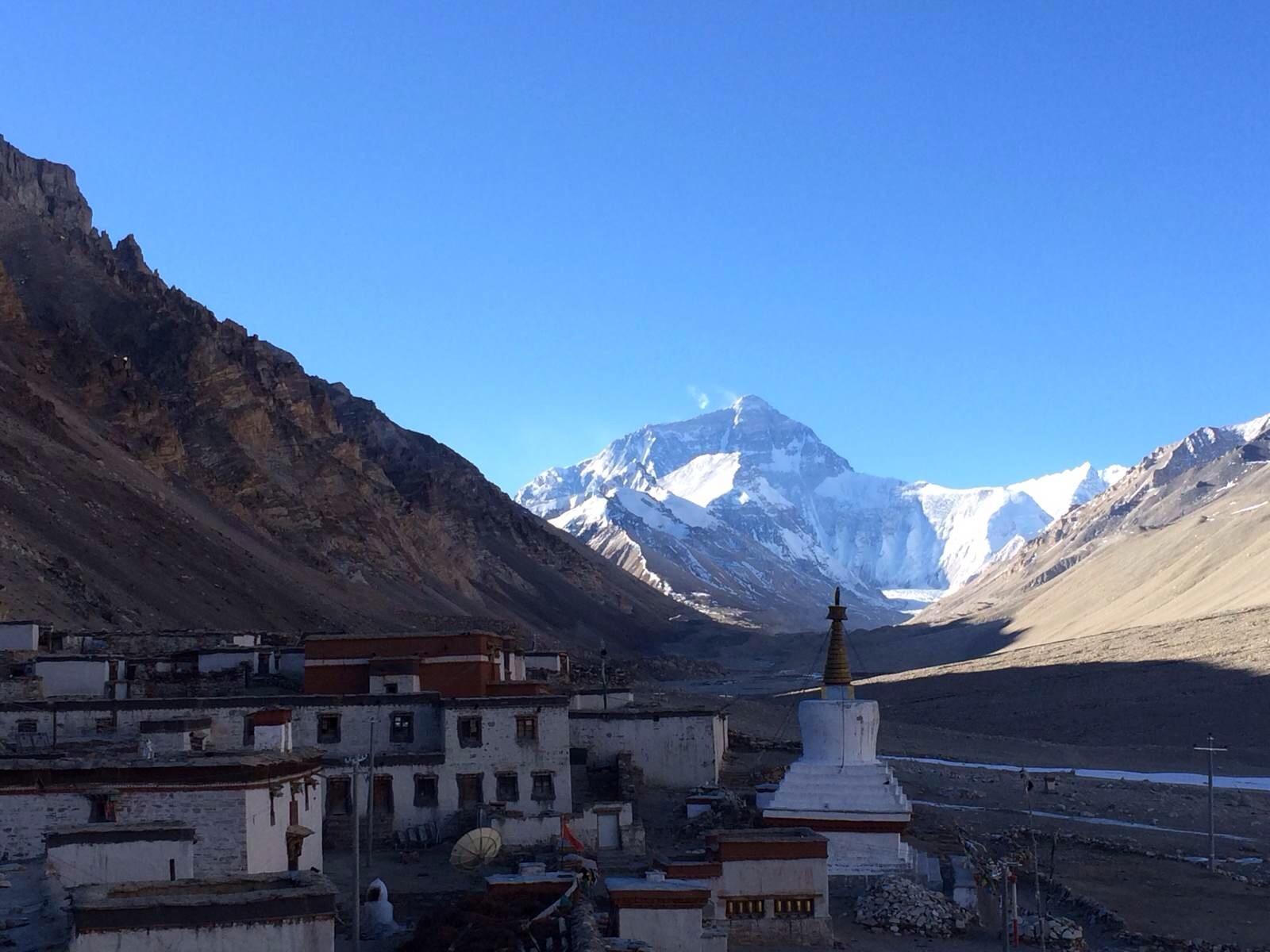 世界海拔最高寺庙的嬗变