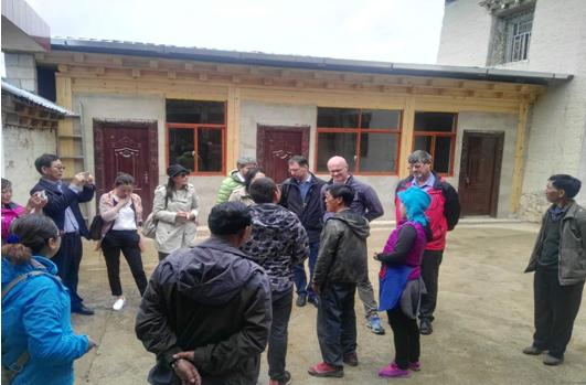 Italienische Delegation besucht Shangri-La