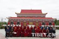 Das tibetischsprachige buddhistische Institut in Qinghai