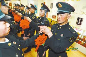 """藏族士兵眼中的""""准星""""是什么"""