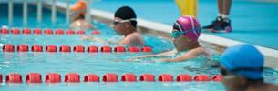 Schwimm-Fitness-Woche in Tibet